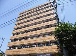 レジデンスカープ新潟[8階]の外観