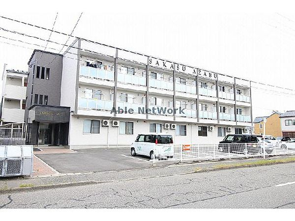 SAKASU AZABU 1階の賃貸【新潟県 / 新潟市中央区】