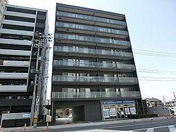 パークソレイユ新潟駅前弐番館[3階]の外観