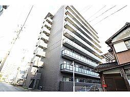 パークソレイユ新潟駅前[4階]の外観