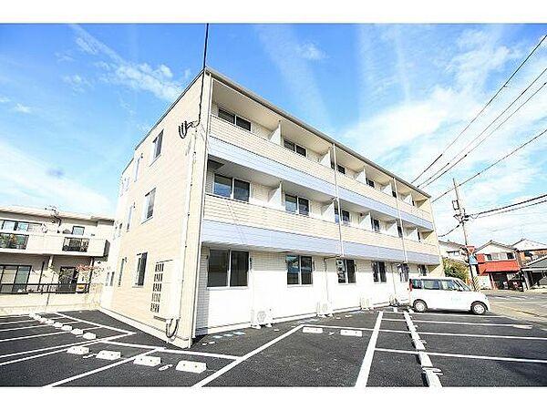 ガーデンシティ三和町[1階]の外観