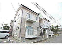 新潟県新潟市中央区関屋金鉢山町の賃貸アパートの外観