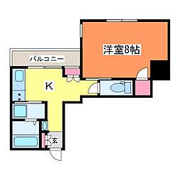 陸王レジデンス 902号[9階]の間取り