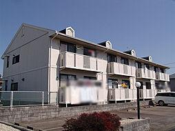 パークサイドナカシマ[1階]の外観