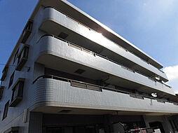 グレース21[3階]の外観