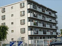 クレール壱番館[4階]の外観
