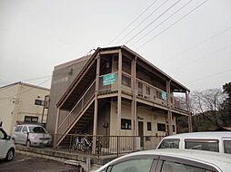 ハイツ川東[201号室]の外観