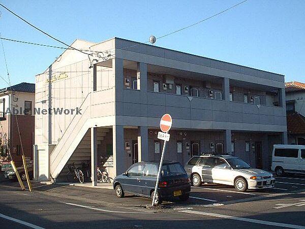 ハイツラベンダー 2階の賃貸【愛知県 / 小牧市】