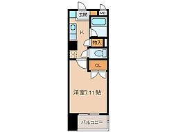 第2さくらマンション[5階]の間取り