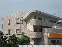 ソレアード中央[2階]の外観