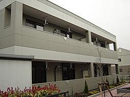 ステラA[2階]の外観