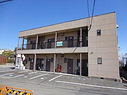 第二横井マンション[2階]の外観