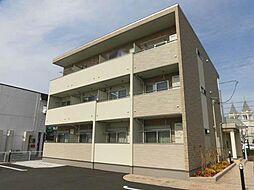 愛知県小牧市郷中2丁目の賃貸アパートの外観