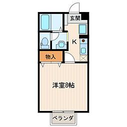 長谷西 3.5万円