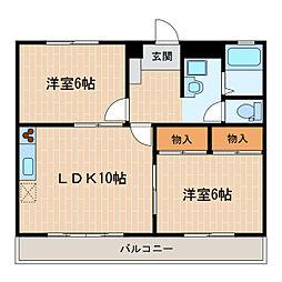 桜木駅 3.7万円