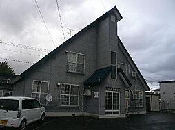 コーポぐれこII[2階]の外観