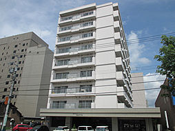 北海道旭川市五条通9丁目の賃貸マンションの外観