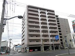 北海道旭川市一条通10丁目の賃貸マンションの外観