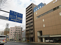 ノルテ1条通弐番館[10階]の外観
