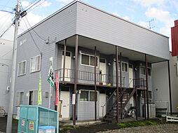 Mハウス[1階]の外観