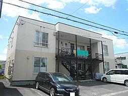 メゾンド東光[2階]の外観
