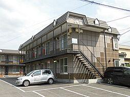 シンフォニーミキA館[2階]の外観
