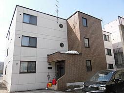 北海道旭川市二条通16丁目の賃貸マンションの外観