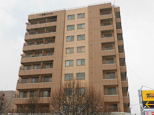 中島プラザビル 9階の賃貸【北海道 / 旭川市】