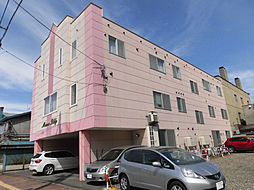 北海道旭川市三条通15丁目の賃貸マンションの外観