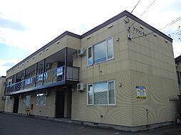 アヴァンティA棟[1階]の外観