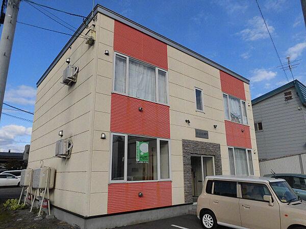 ラシス緑町 1階の賃貸【北海道 / 旭川市】