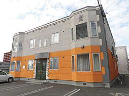 ノヴェル3・13B[1階]の外観