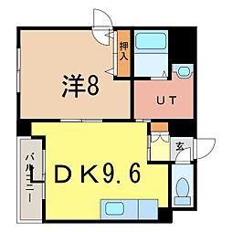エンドレス26[2階]の間取り