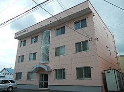 北海道旭川市東光二条3丁目の賃貸マンションの外観