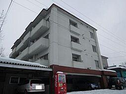レジデンスサン[1階]の外観