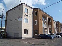 ATOM A[1階]の外観