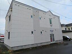 hyattII[1階]の外観