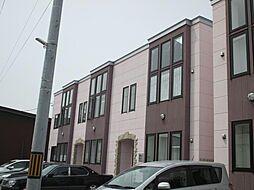 ボックス南C[1階]の外観