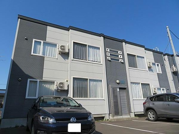 アルト26 2階の賃貸【北海道 / 旭川市】