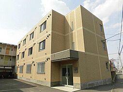 北海道旭川市宮下通26丁目の賃貸マンションの外観