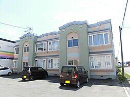 ウッディハウス[1階]の外観
