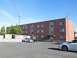 北海道旭川市東光一条3丁目の賃貸マンションの外観
