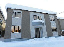 新築 シャルマン旭神[1階]の外観