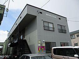 谷口ハイツA[1階]の外観