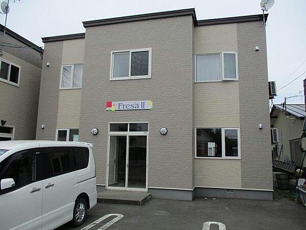 フレッサII 1階の賃貸【北海道 / 旭川市】