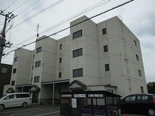 ニューフロンティア永山[1階]の外観