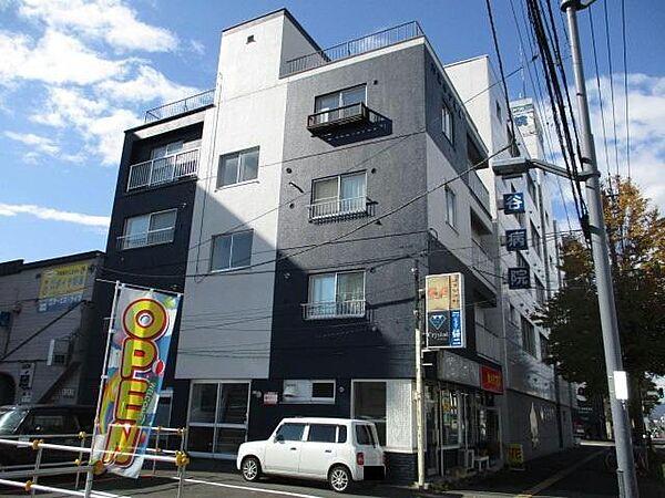 カミキタビル 3階の賃貸【北海道 / 旭川市】