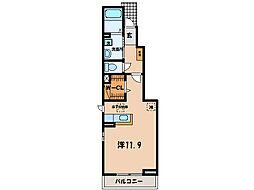 西尾駅 5.4万円