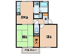 上横須賀駅 4.1万円
