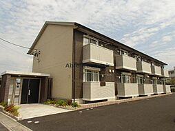 名鉄西尾線 桜町前駅 徒歩13分の賃貸アパート